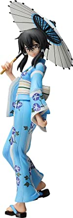 劇場版 ソードアート・オンライン -オーディナル・スケール- 朝田詩乃 浴衣Ver. 1/8スケール PVC製 塗装済み組み完成品フィギュア