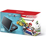 New Nintendo 2DS XL - Black + Turquoise With Mario Kart 7 Pre-installed - Nintendo 2DS [International version]