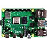 ラズベリーパイ 4 コンピューターモデルB 8GB Raspberry Pi 4 ラズパイ 4 TELEC認定取得済み (Raspberry Pi 4 8GB)