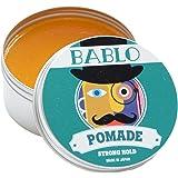 バブロ ポマード(BABLO POMADE) ストロング ホールド メンズ 整髪料 ヘアグリース