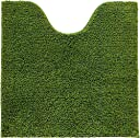 オカトー トイレマット 芝生 グリーン 60×60cm SHIBAFU