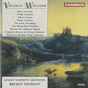 Williams: Concertos, etc