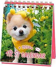アートプリントジャパン 2019年 俊介(週めくりミニ) カレンダー vol.032 1000100969