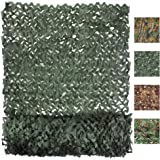 FLYEGO Camo Netting Camouflage Net Blind for Camping Sunshade Decoration Hunting