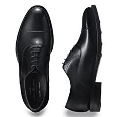 Cap Toe Oxford (Edward) 829982: Black