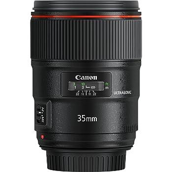 Canon 単焦点レンズ EF35mm F1.4L II USM フルサイズ対応