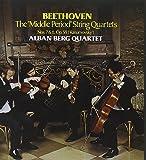 ベートーヴェン: 弦楽四重奏曲 第7番「ラズモフスキー第1番」 / 第8番「ラズモフスキー第2番」