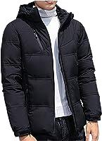 【在庫処分】 [ゴスファング] ダウンジャケット カジュアル フード アウトドア 防寒 厚手 暖かい 冬 L ~ XL メンズ