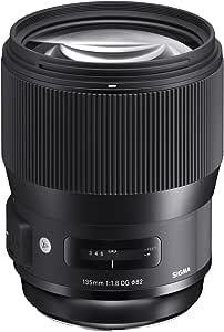 SIGMA 単焦点望遠レンズ Art 135mm F1.8 DG HSM キヤノン用 フルサイズ対応