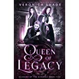 Queen of Legacy: A Slow Burn Paranormal Witch Academy