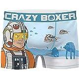 Crazy Boxers Star Wars Hoth Men's Boxer Brief