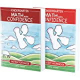 Kindergarten Math With Confidence Bundle (Math with Confidence): Instructor Guide & Student Workbook: 3