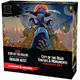 D&D Icons of the Realms: Waterdeep Dragon Heist City of the Dead Premium Set