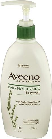 AVEENO Daily Moisturising Body Wash, 532ml