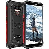 OUKITEL WP5 (2020) Rugged Smartphone, 8000mAh Battery IP68 Waterproof Android 10 Unlocked Cell Phones 4G LTE Dual SIM, 5.5inc