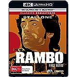 Rambo: First Blood (Classics Remastered) (4K Ultra HD + Blu-ray)