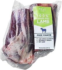 The Meat Club Free Range Grass Fed Lamb Hindshank (2 pcs) - New Zealand - Frozen, 900 g