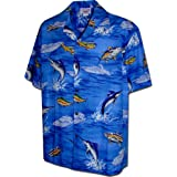 Pacific Legend Marlin Fish Tropical Shirts