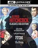 アルフレッド・ヒッチコック クラシックス・コレクション 4K Ultra HD+ブルーレイ[4K ULTRA HD…