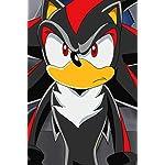 ソニック・ザ・ヘッジホッグ(Sonic the Hedgehog) iPhone(640×960)壁紙 シャドウ・ザ・ヘッジホッグ