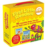 First Little Readers, Guided Reading Levels G & H - Parent P…