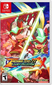 Mega Man Zero/Zx Legacy Collection(輸入版:北米)- Switch