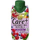 カゴメ 野菜生活100Care+(ケアプラス) ベリー・ざくろmix195ml ×12本