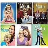 Mom Complete Anna Faris Allison TV Series Show All Season 1-6 DVD Set Collection