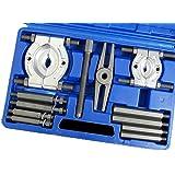 iimono117 ベアリングセパレーター フルセット/ベアリング プーラー キット ベアリング ギア 抜き取り 工具