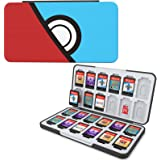 HEIYING Game Card Case for Nintendo Switch Game Card or Micro SD Memory Cards,Custom Pattern Switch Game Memory Card Storage