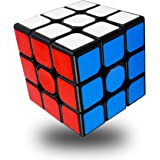 Full Size Magic Speed Cube 3x3 Easy Turning and Smooth Play Durable Puzzle Cube 56mm