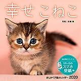 ましかく子猫カレンダー 幸せこねこ (インプレスカレンダー2020)