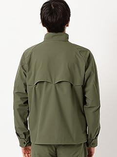 Polyester Zip Blouson 3225-115-2422: Olive