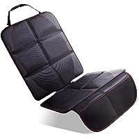 NEXSIABABY チャイルドシート 保護マット 滑り止め 車 座席保護 シートプロテクター (600D素材,1点(保…