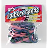 Tulip Rubber Bands 100PC Tie Dye Accessory