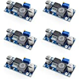 [6-pack] MCIGICM lm2596 step-down module DC to DC Buck Converter 3.0-40V to 1.5-35V Power Supply Step Down Module lm2596s