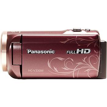 【Amazon.co.jp限定】パナソニック デジタルハイビジョンビデオカメラ HC-V330M