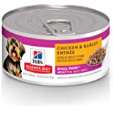 Hill's Science Diet Adult Small & Toy Breed Chicken & Barley Entr?e Canned Dog Food 5.8 oz 24-Pack
