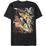 STAR WARS Men's Force Hunter Graphic T-Shirt