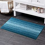 Bath Rugs Made of 100% Polyester Extra Soft and Non Slip Bathroom Mats Specialized in Machine Washable and Water Absorbent Sh