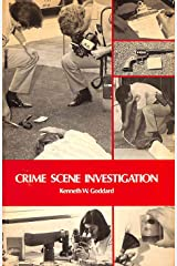 Crime Scene Investigation Hardcover