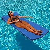 TRC Recreation Sunsation Pool Float, Bahama Blue