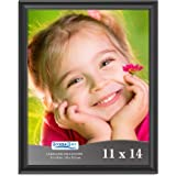 Icona Bay 11x14 Picture Frame (1 Pack), Black Frame, Wood Frame, Photo Frames Wall Table, Photo Frame 11x14, Black Picture Fr