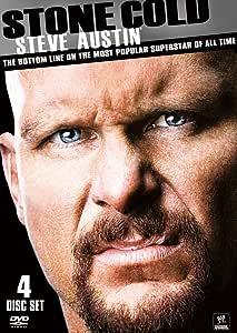 WWE ストーンコールド・スティーブ・オースチン(4枚組) [DVD]