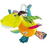 Lamaze Flip Flap Dragon Plush Stroller Toy