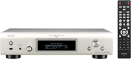 DENON ネットワークオーディオプレーヤー Airplay2対応 プレミアムシルバー DNP-800NE-SP