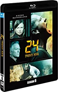 24 -TWENTY FOUR- シーズン6(SEASONSブルーレイ・ボックス) [Blu-ray]