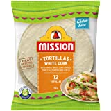 Mission White Corn Tortillas, 12 Tortillas, 312g