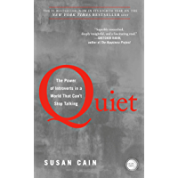 Quiet: The Power of Introverts in a World That Can't Stop Ta…