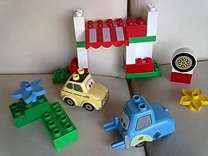 レゴ (LEGO) デュプロ カーズ ルイジとグイド 5818